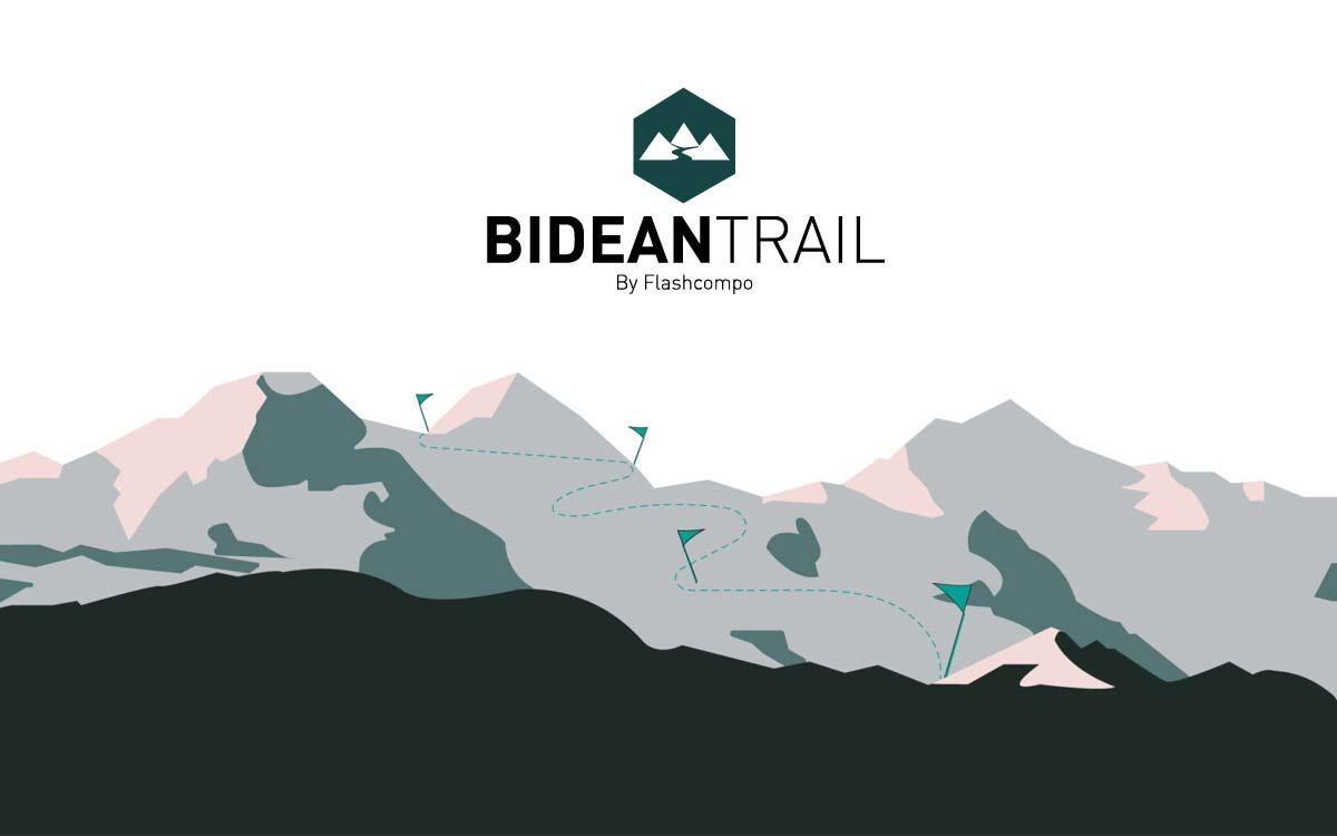 Bidean Trail, vêtement techniques pour la course nature