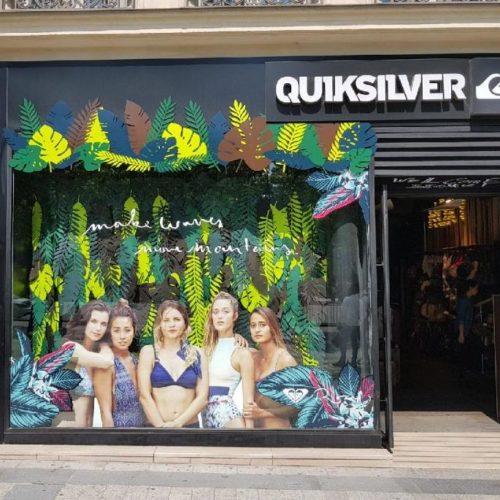 Quiksilver Champs Elysée